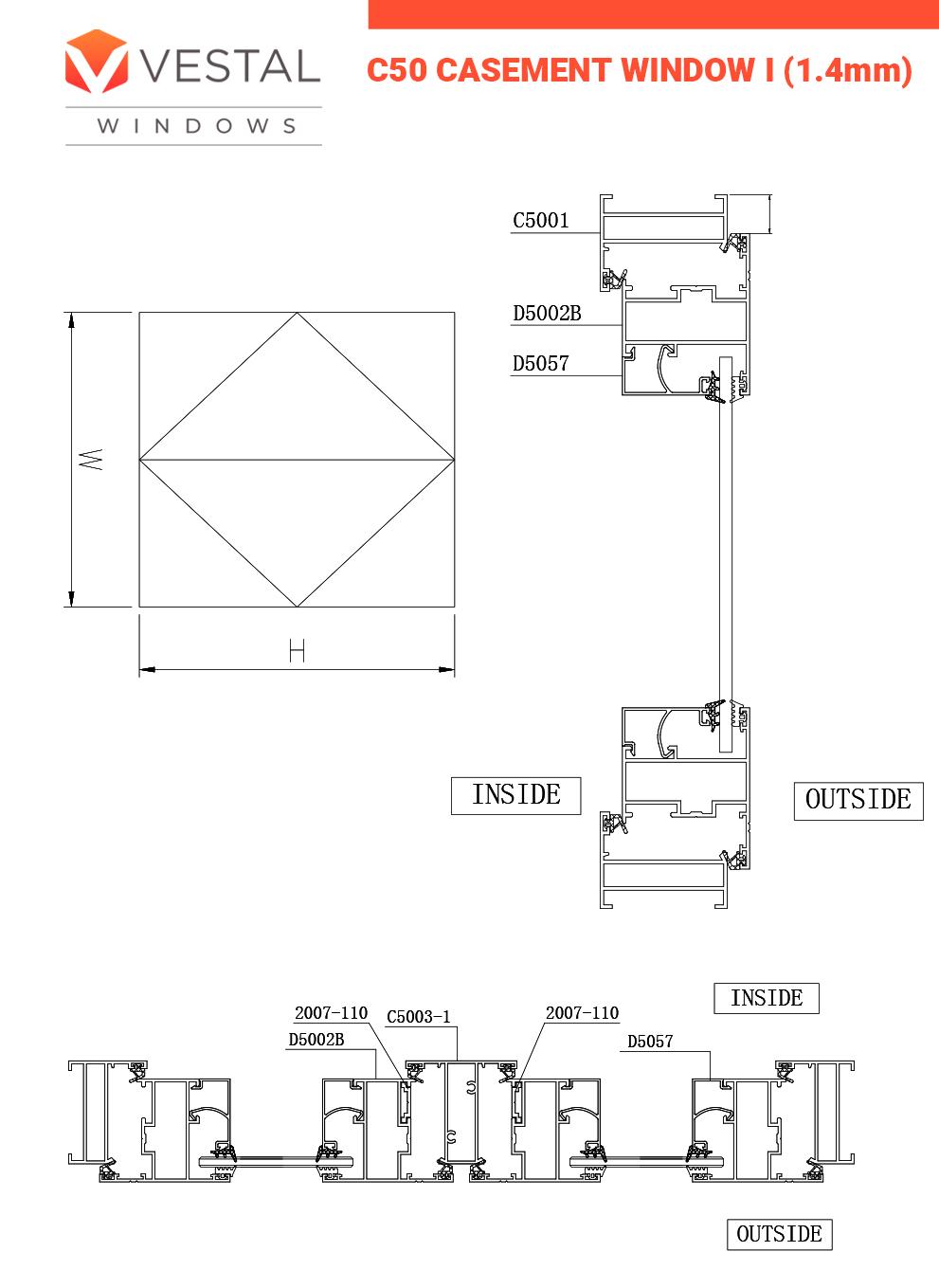 C50 casement window1